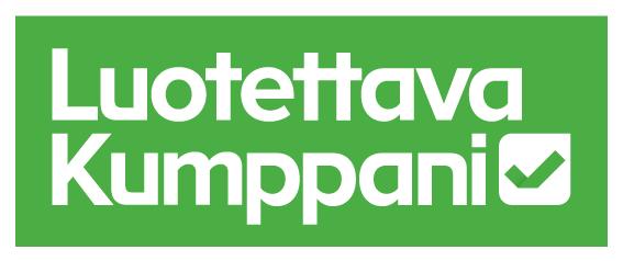 LVI-palveluiden Luotettava Kumppani logo
