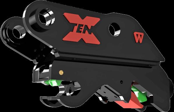 tenX Coupler