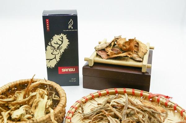 SANGU REVIEW: Tinh chất tiêu gout Sangu có tốt không, giá bao nhiêu, mua ở đâu?
