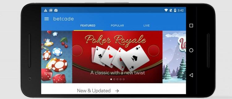 Betcade Platform and Admin Portal