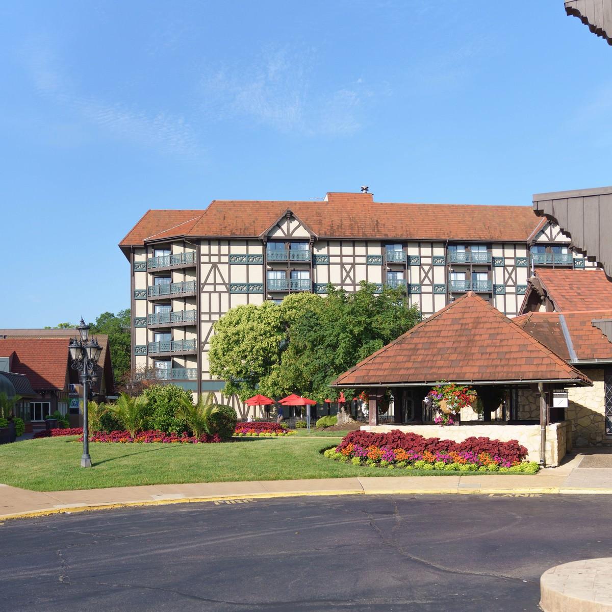 Sheraton Westport Chalet hotel