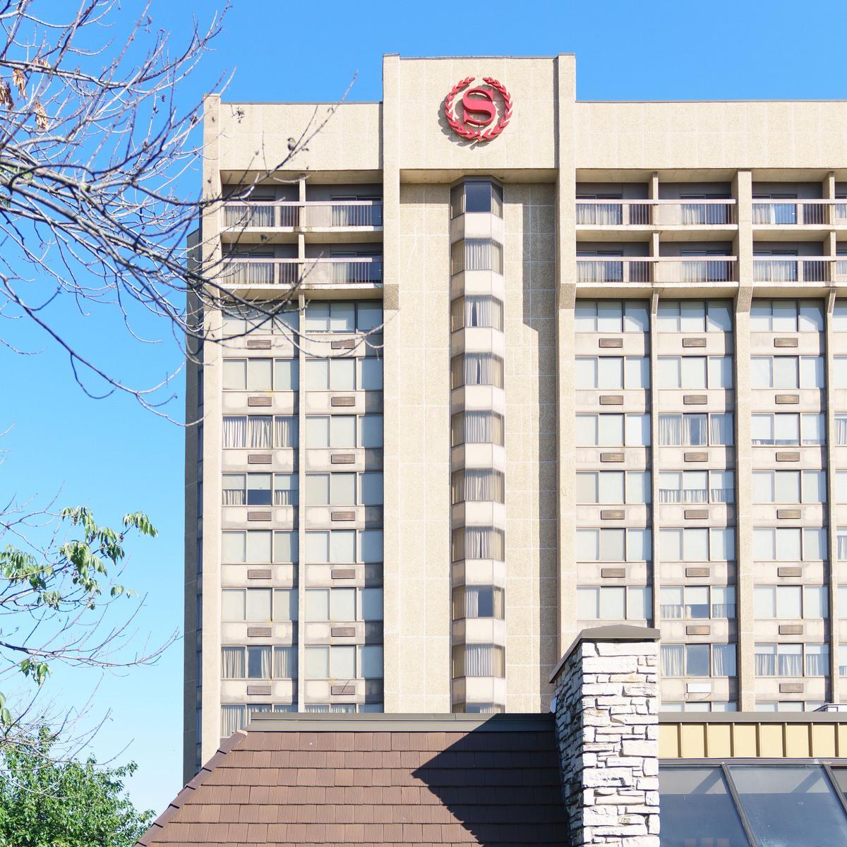 Sheraton Westport Plaza hotel