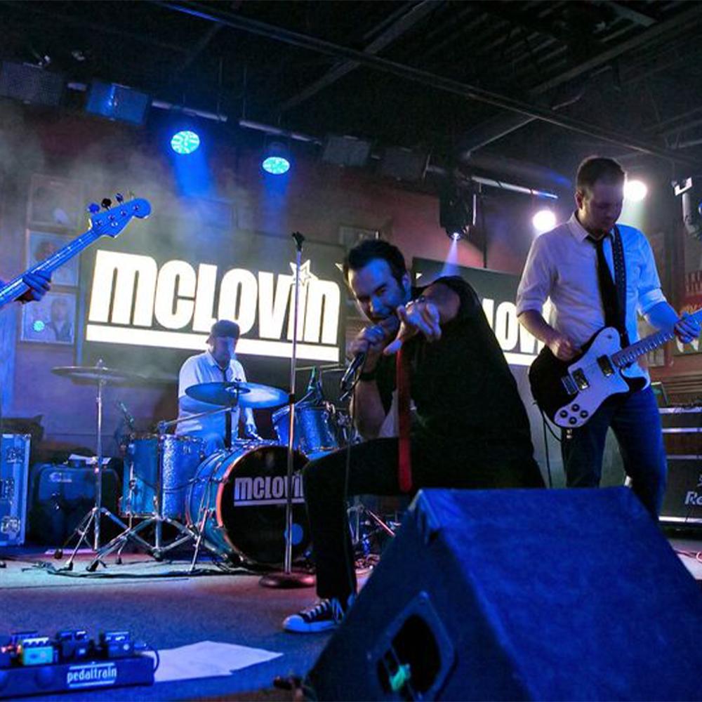 McLovin Trainwreck Saloon