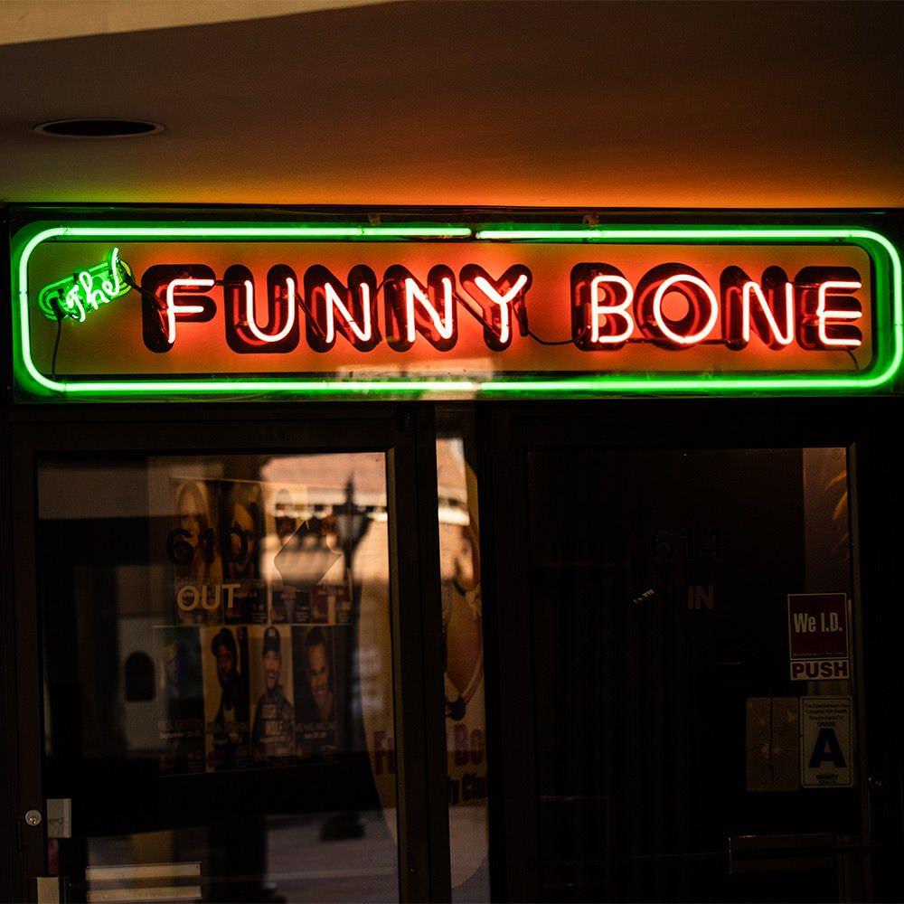 Funny Bone Comedy Club Westport Plaza