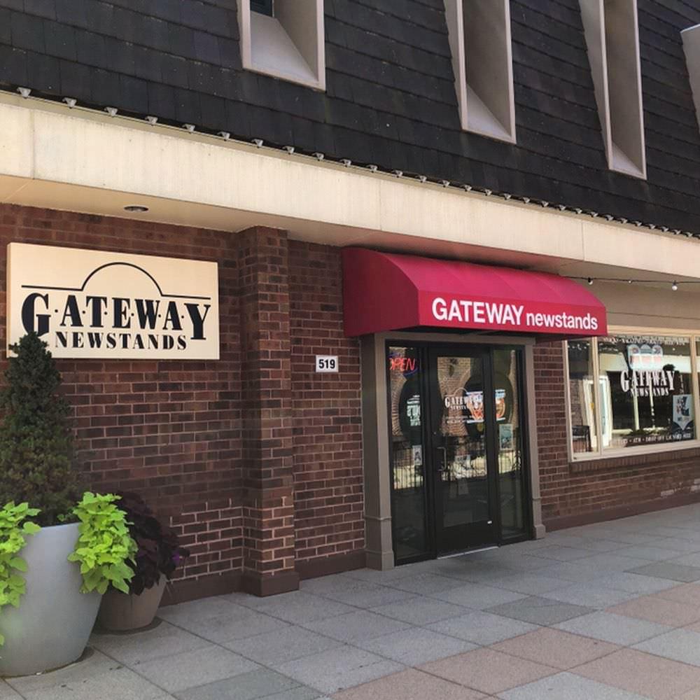 Gateway Newsstands Westport Plaza