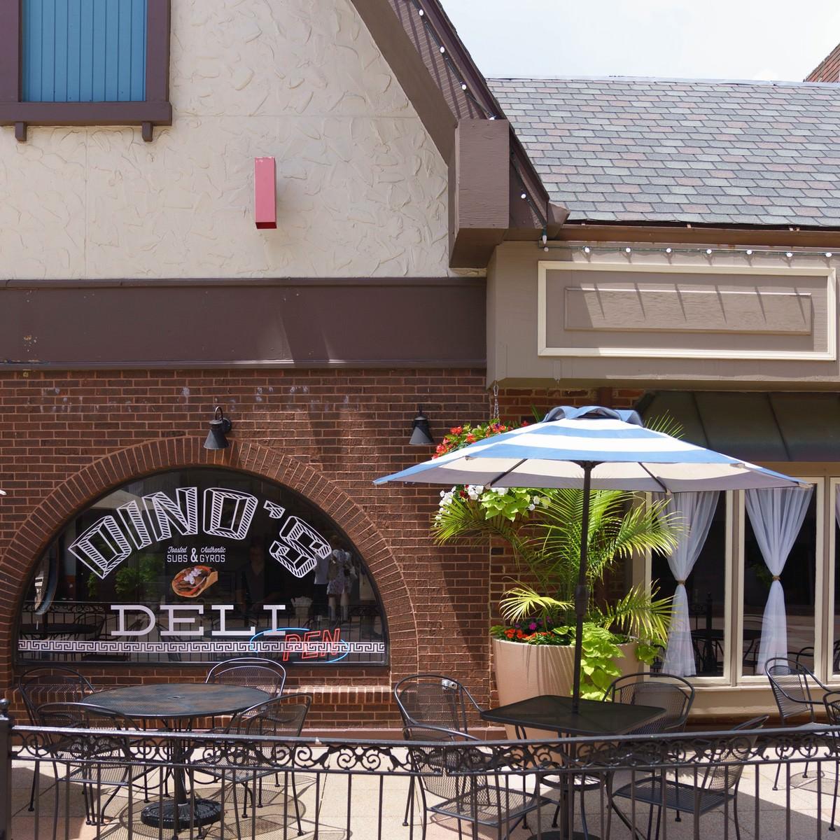 Dino's Deli Westport Plaza