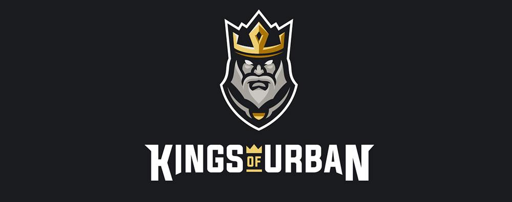 Logo Kings of Urban por Denis Davydov