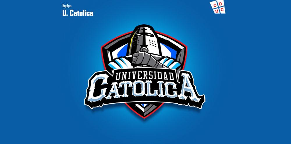 Logo Universidad Catolica por Gabo Romero
