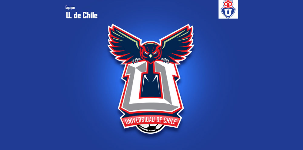 Logo Universidad de Chile por Gabo Romero