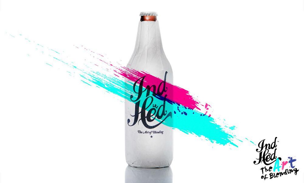 Packaging / IndHed™ Craft Beer by IndustriaHED Branding