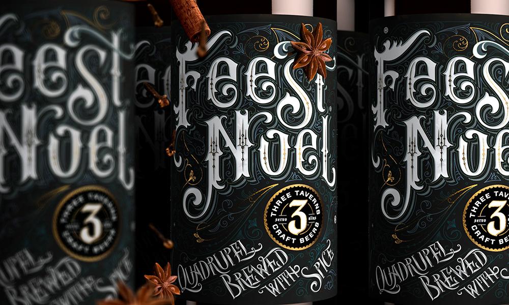 Packaging / Feest Noel by Anton Burmistrov