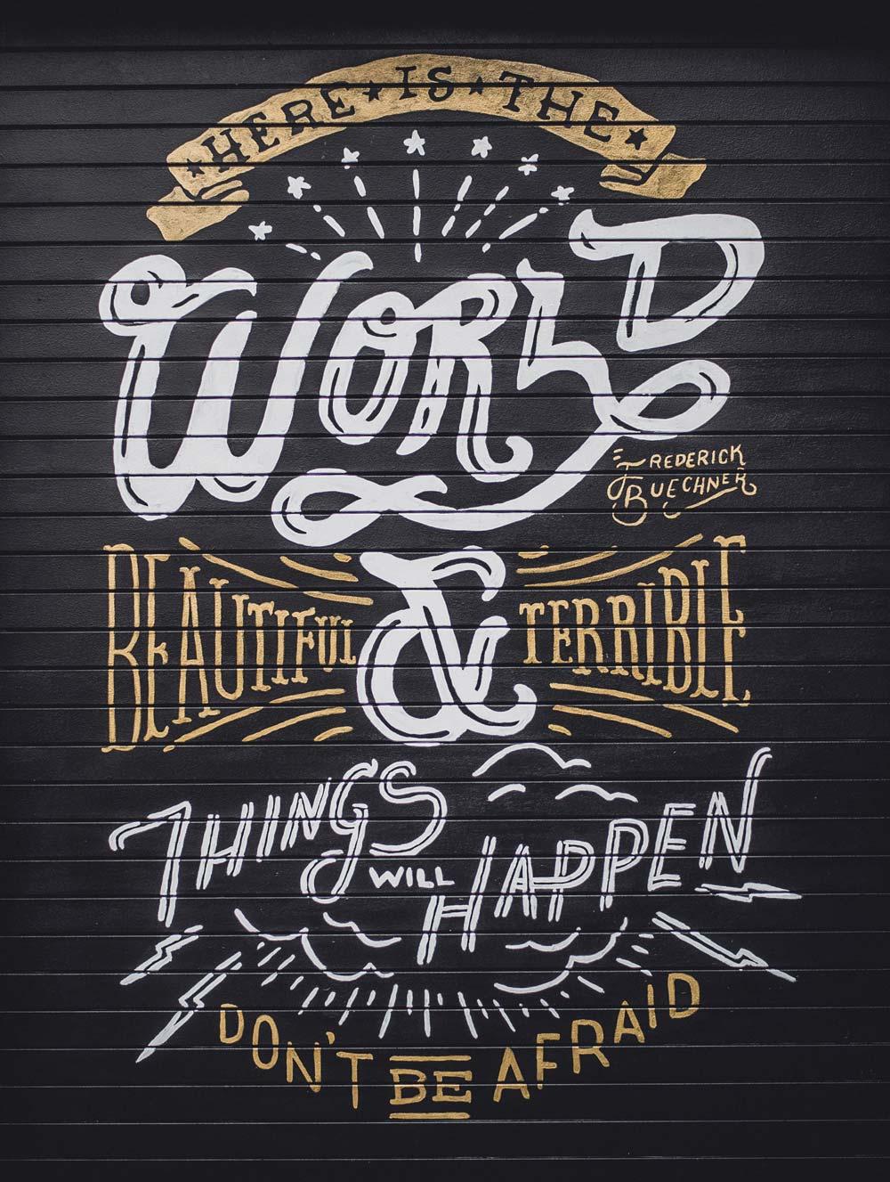 Mural por Kyle Steed