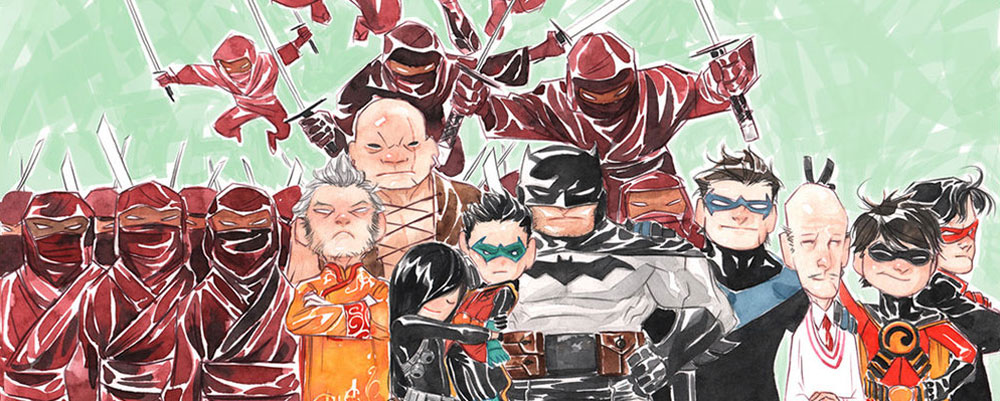 Dustin Nguyen Batman