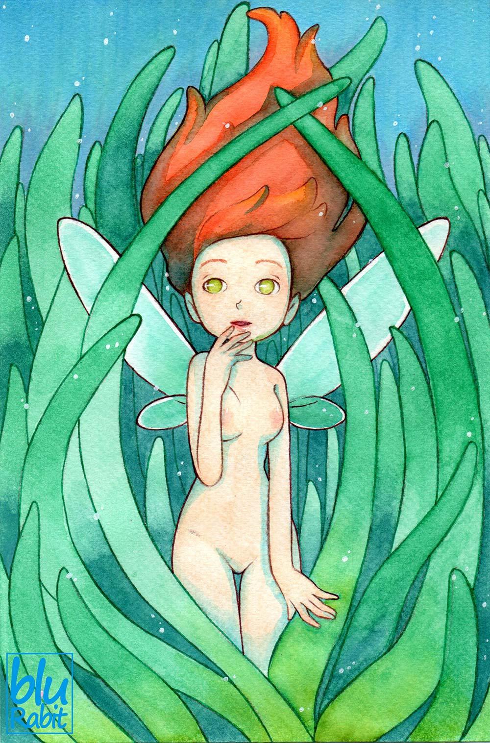 Ilustracion de BluRabit - Ilustradores chilenos por 2Design Blog