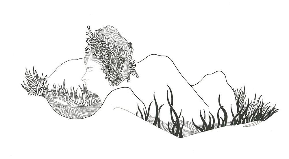 Ilustracion de Laura Behnke - Ilustradores chilenos por 2Design Blog
