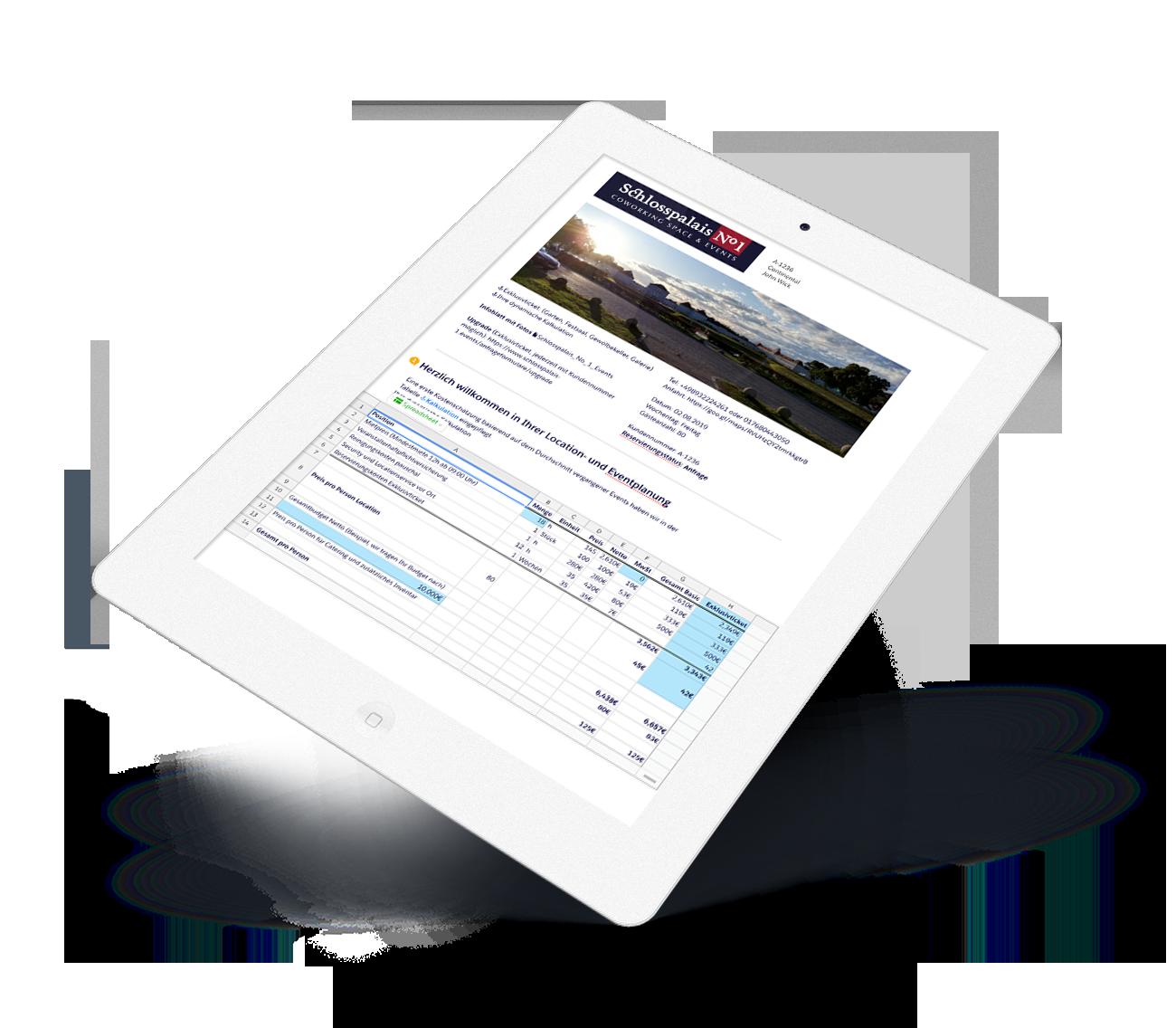 Exklusive-Eventlocation-App-Kostenübersicht