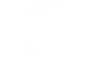 Zagreb Advent Run 2019 logo