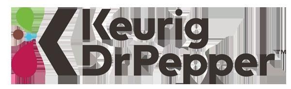 Keurig Dr. Pepper logo