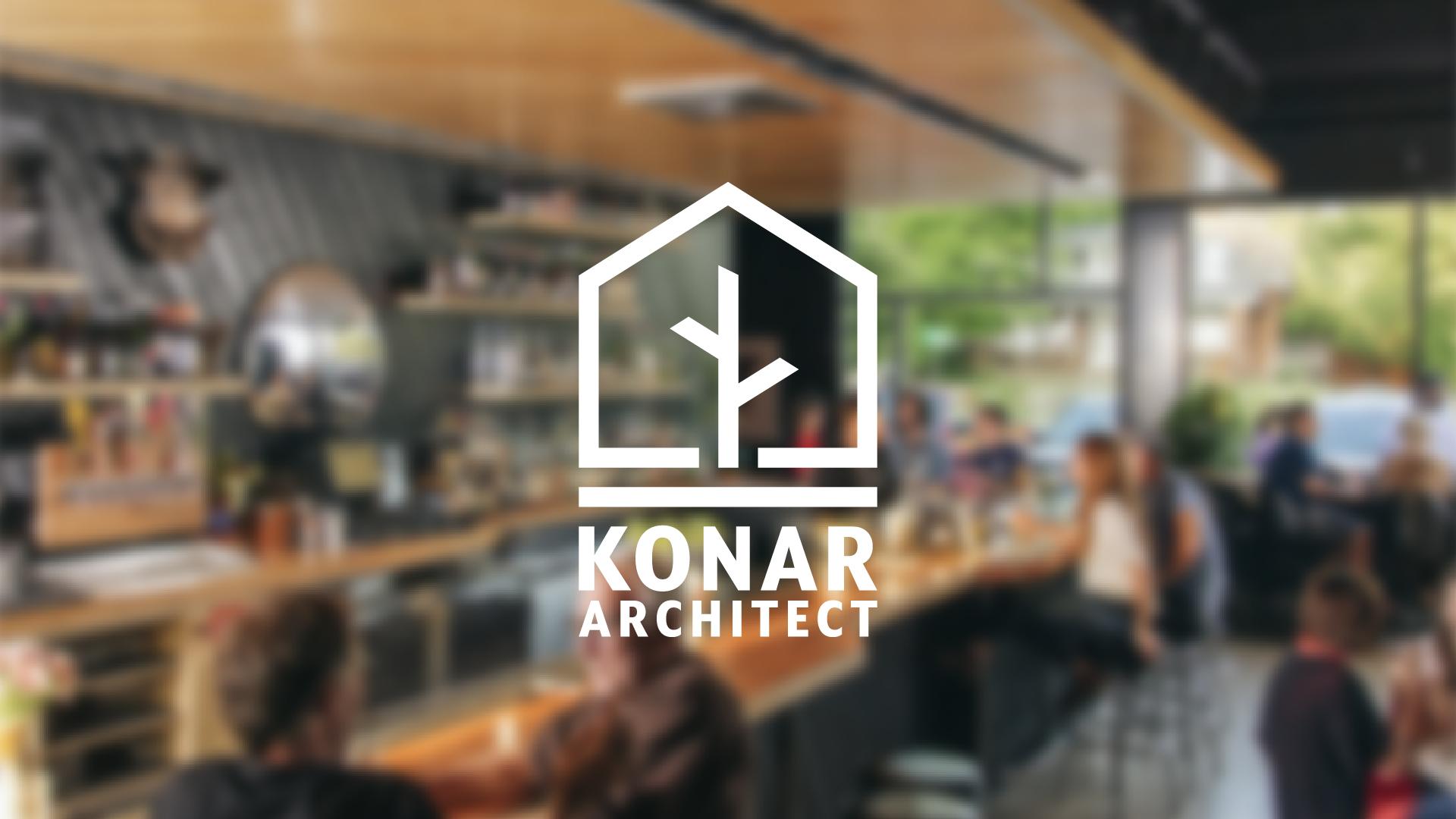Konar Arch main logo