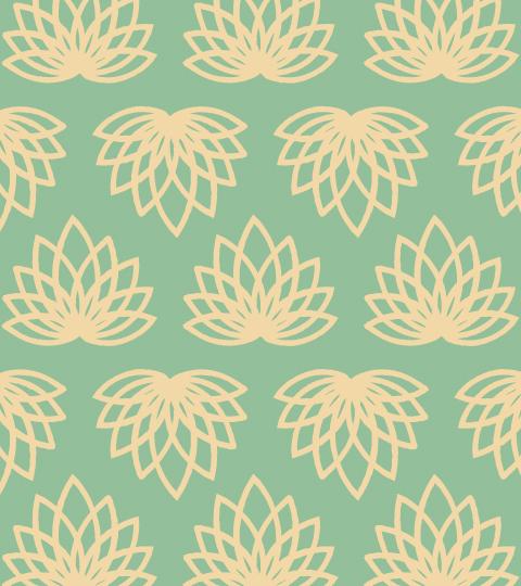 Prin-Ya Flower Pattern