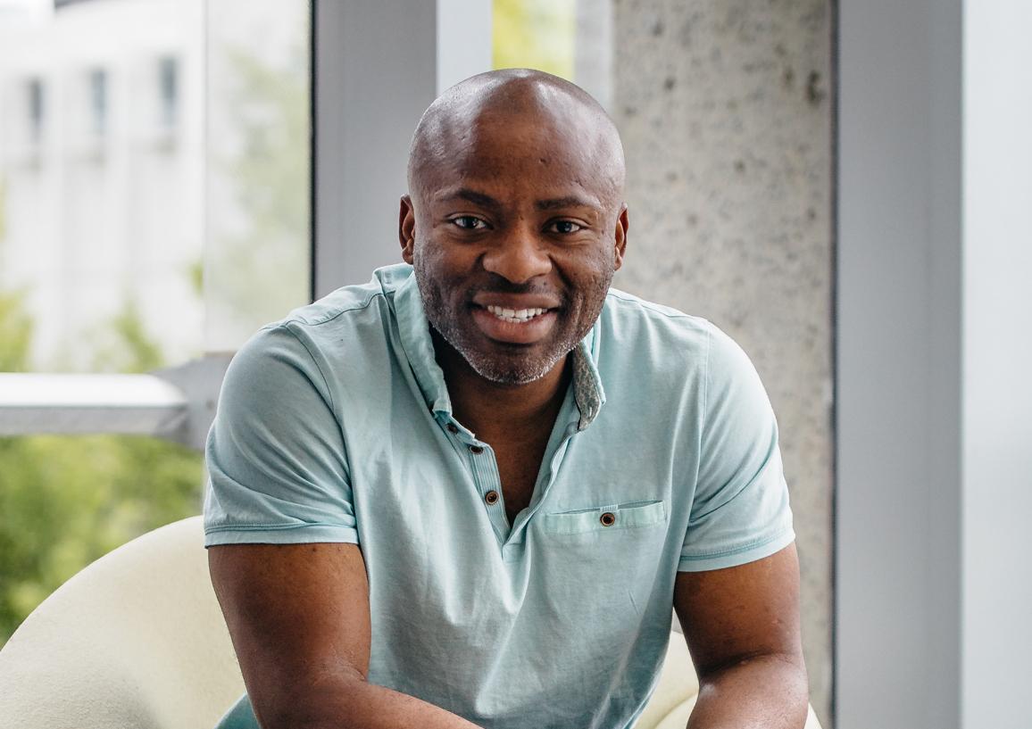 Tope Awotona, CEO of Calendly