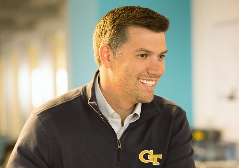 Kyle Porter, CEO of SalesLoft
