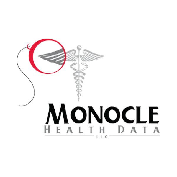 Monocle Health Data logo