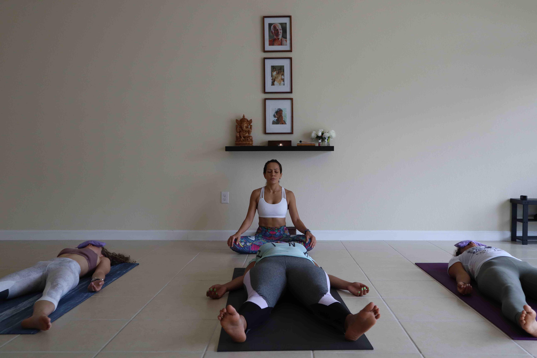 Carolina Balan Yoga Instructor