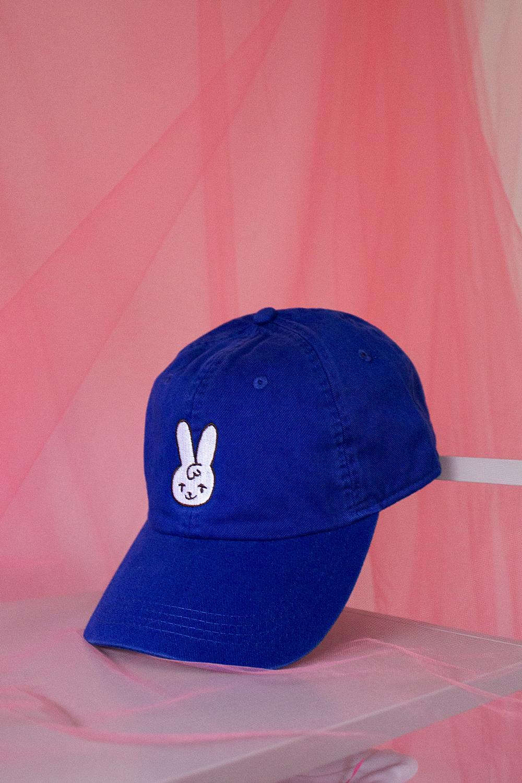 warm rabbit hat