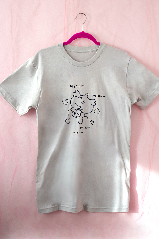 t-shirt devil mioum mioum