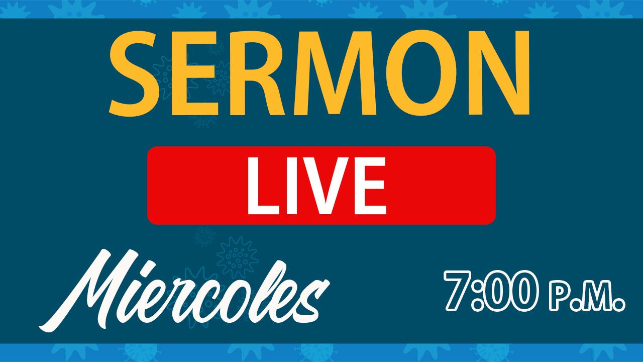 Ver sermon en vivo