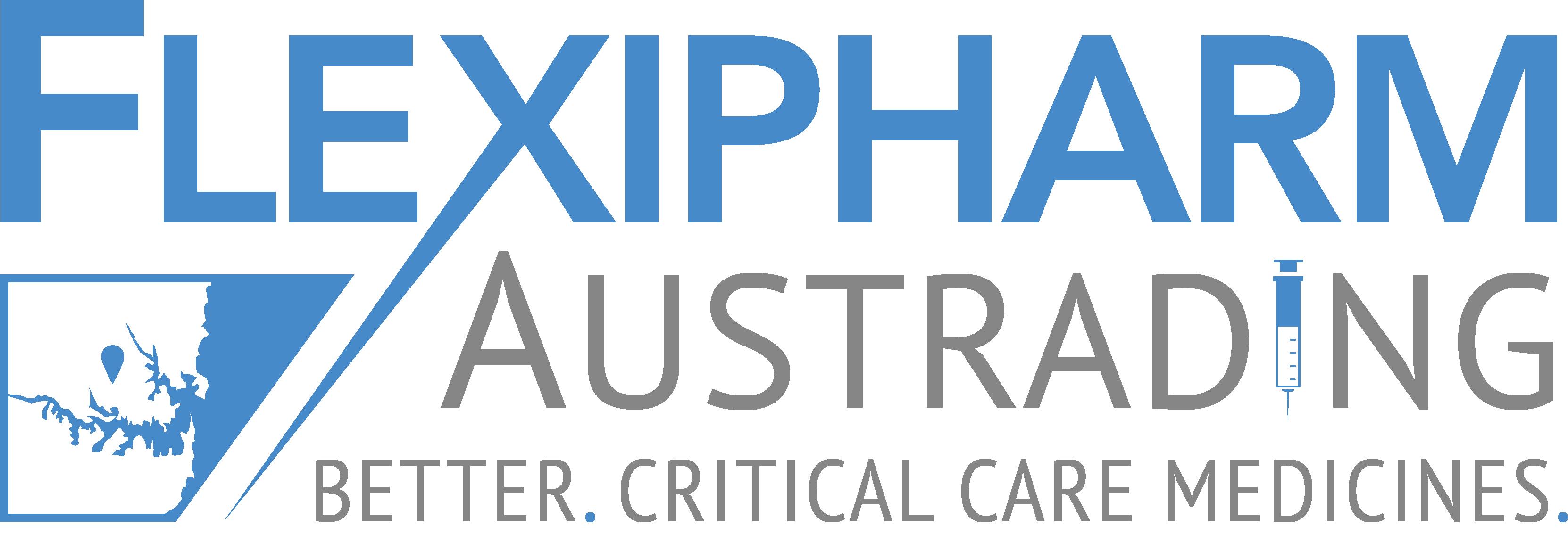 Flexipharm Austrading Logo