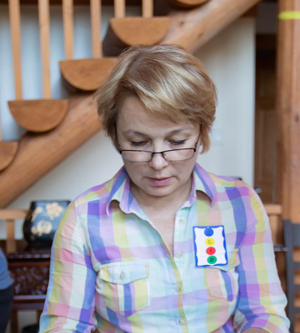 Larysa Fedorova