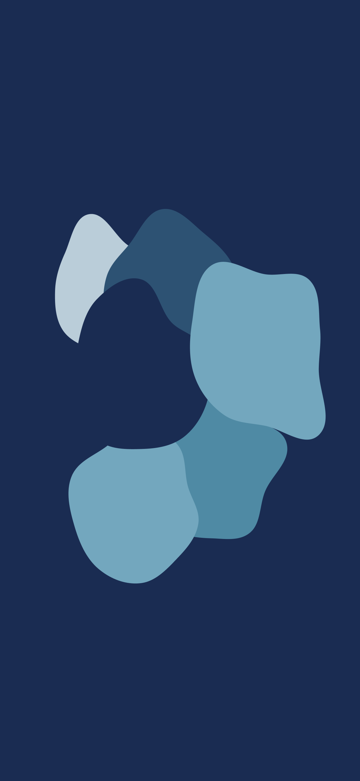 Color Blog light blue