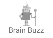 brain buzz logo