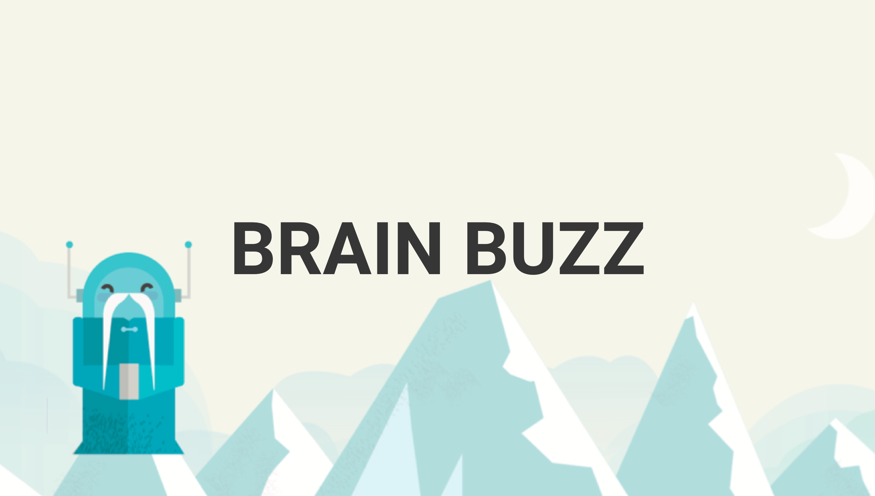 5_Brain Buzz  // English