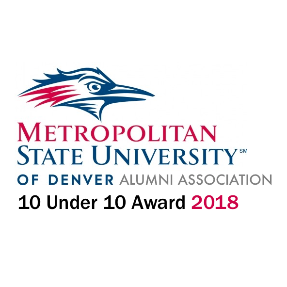 Metropolitan State University Of Denver - 10 Award 2018
