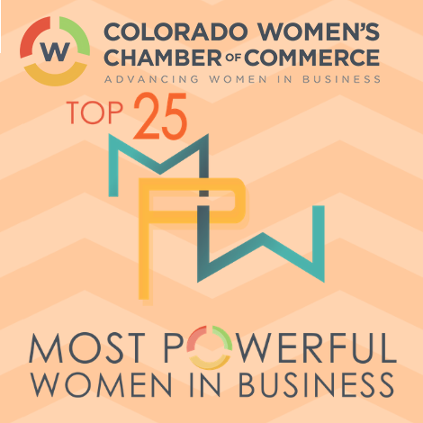 Top 25 Most Powerful Women in Business Colorado Women's Chamber of Commerce