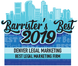 Barrister's Best 2019 - Best Legal Marketing Firm