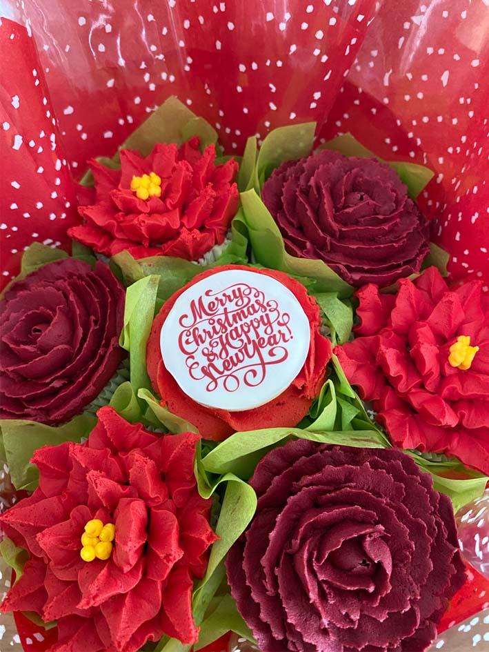 Seasonal & Themed Cupcake Bouquets