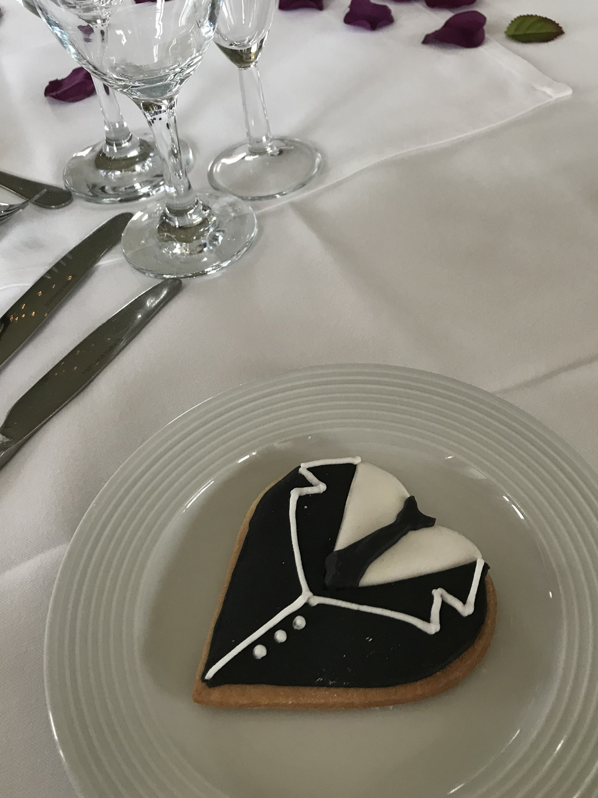 Groom Wedding Cookie