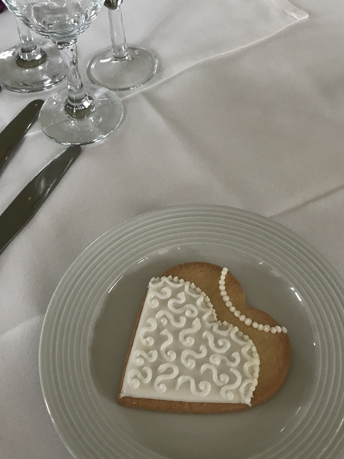 Bride Wedding Cookie