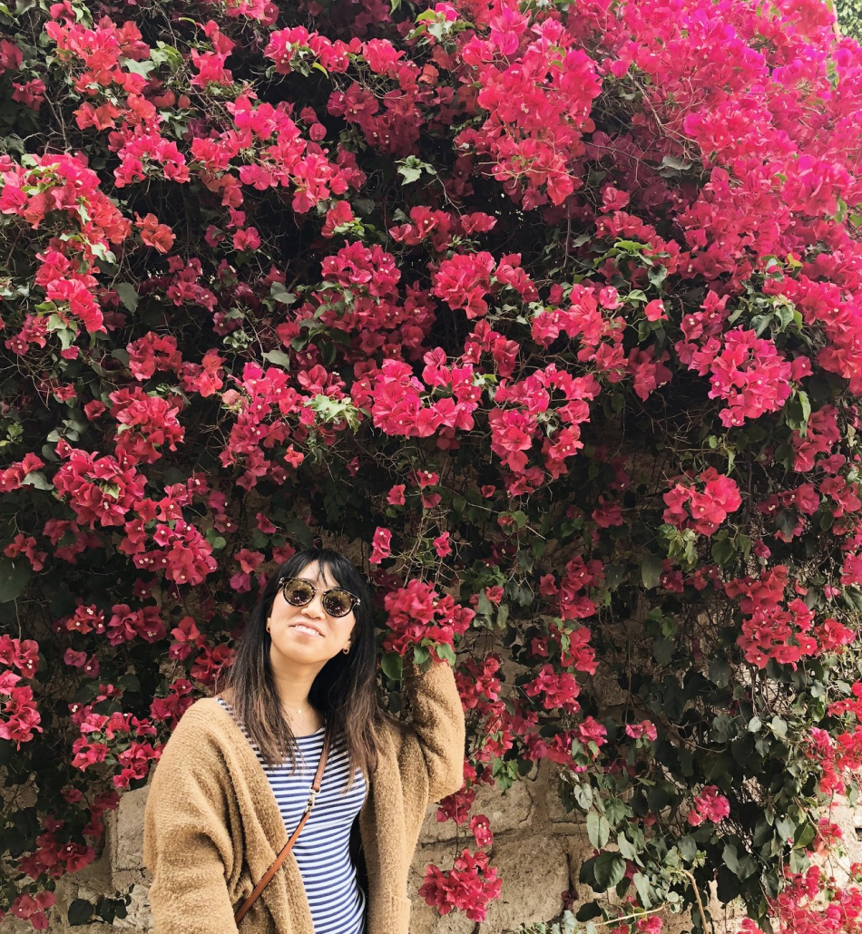 Glamour picture of Christine Chen