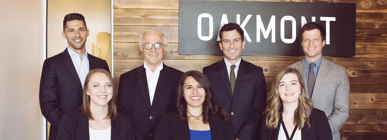 Oakmont team photo