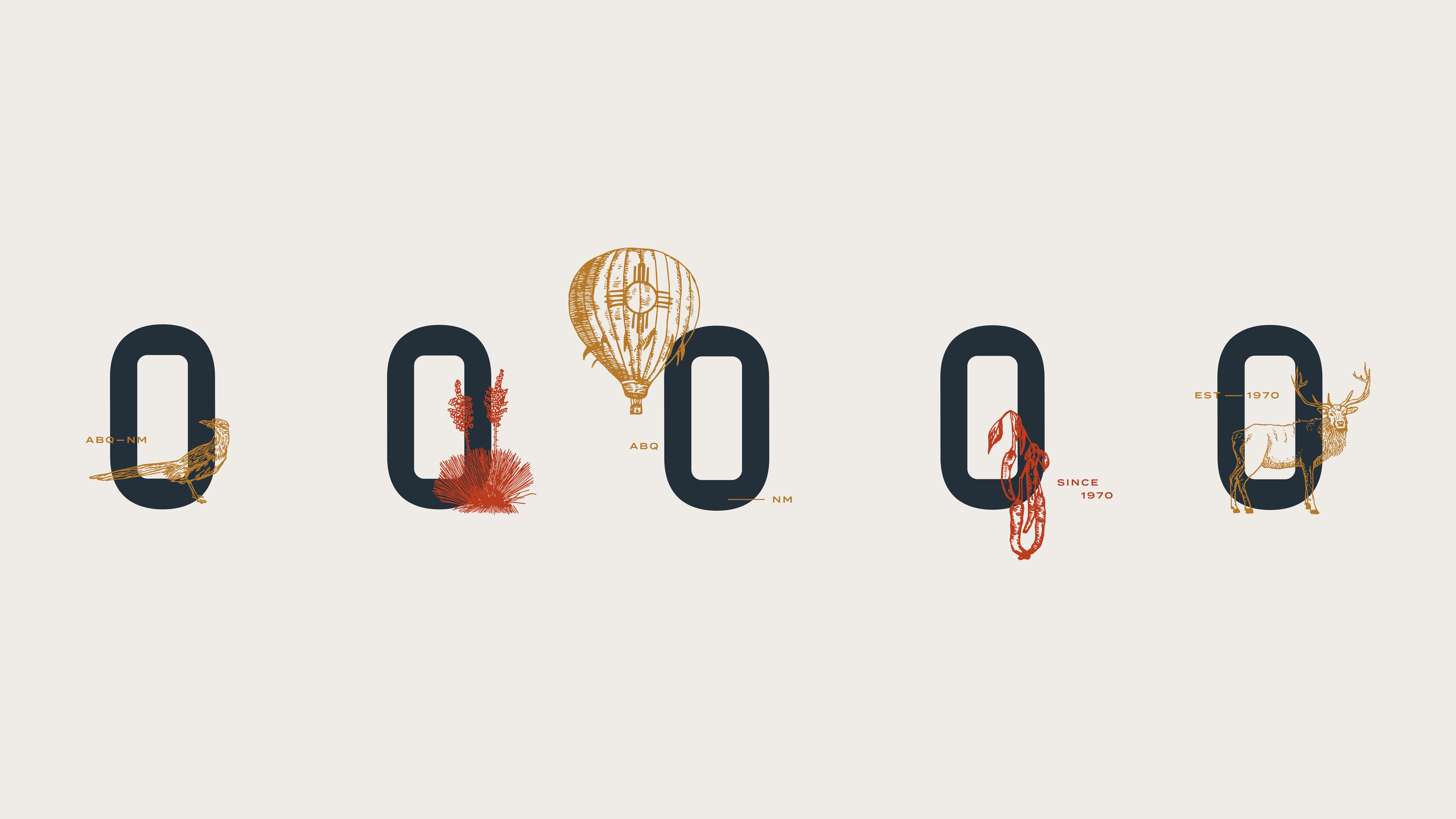 """Oakmont """"O"""" with illustrations"""