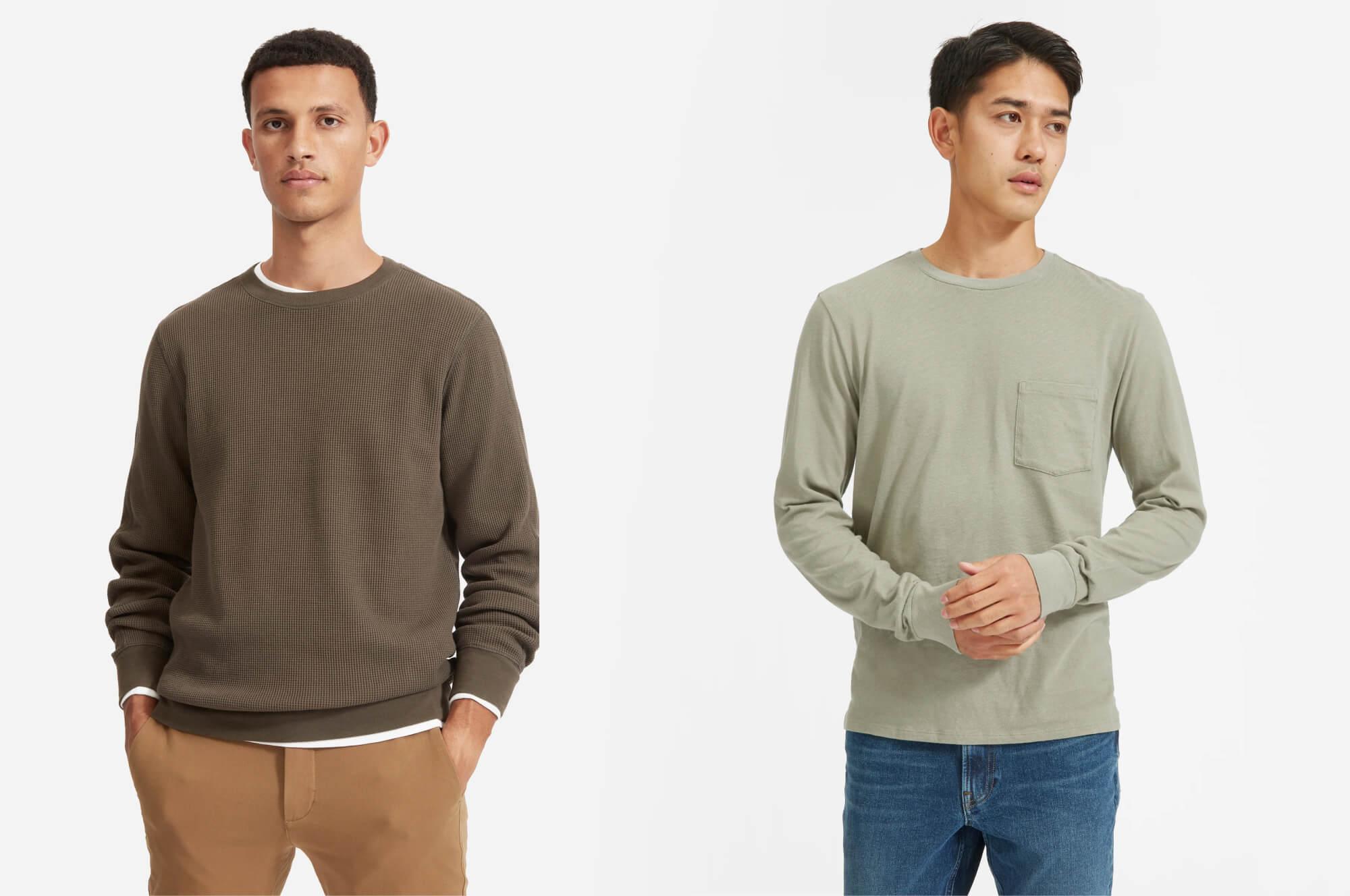 Mens minimalist fashion