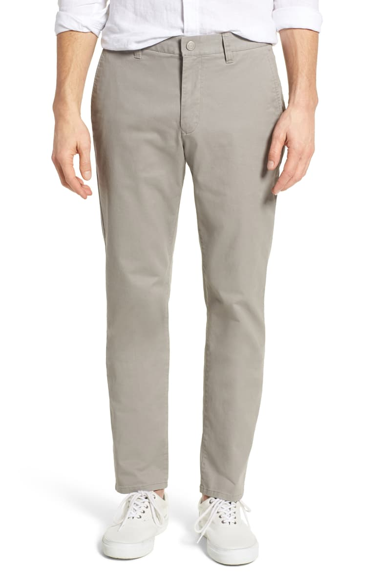 Grey colored mens spants