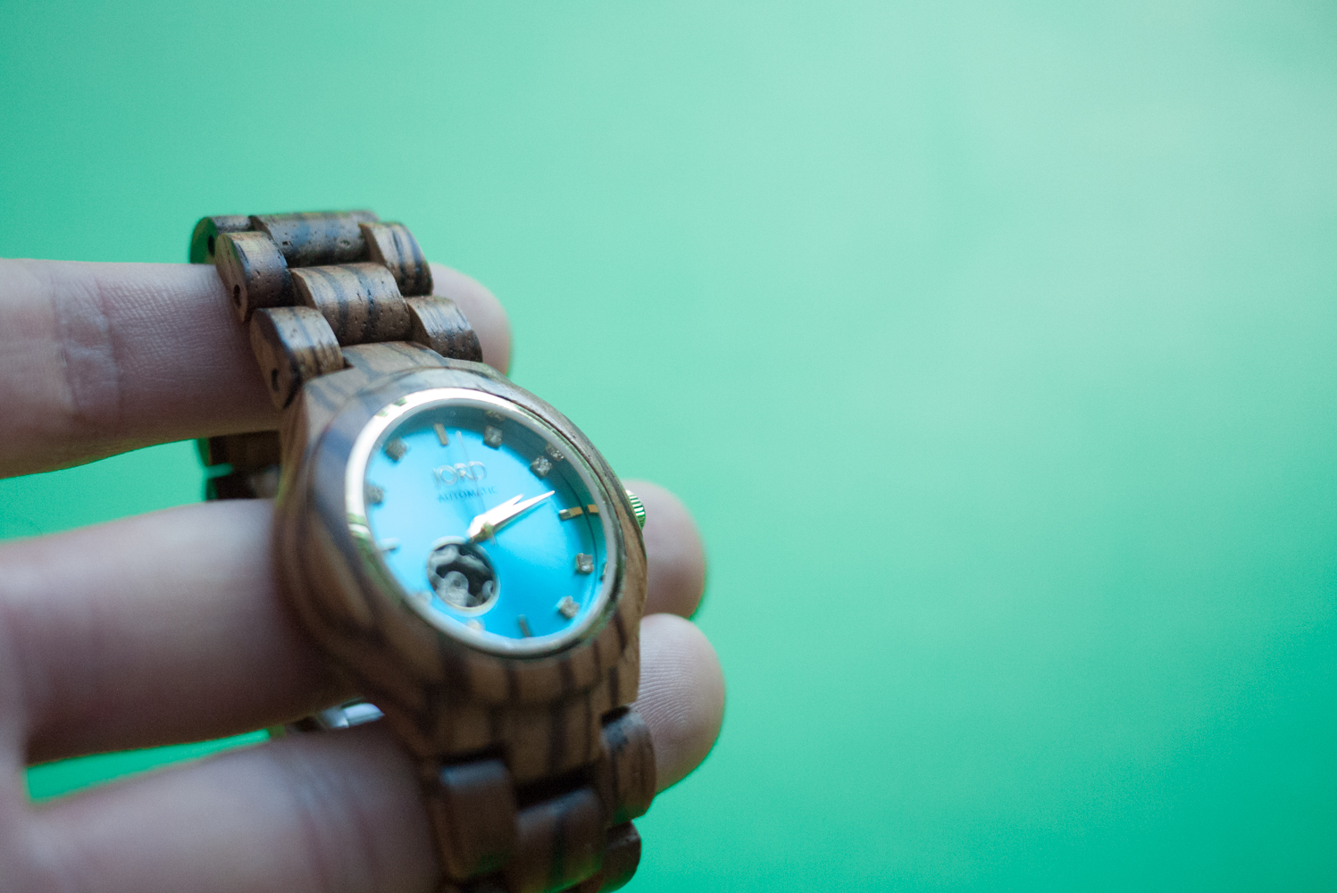 Jord Cora watch review