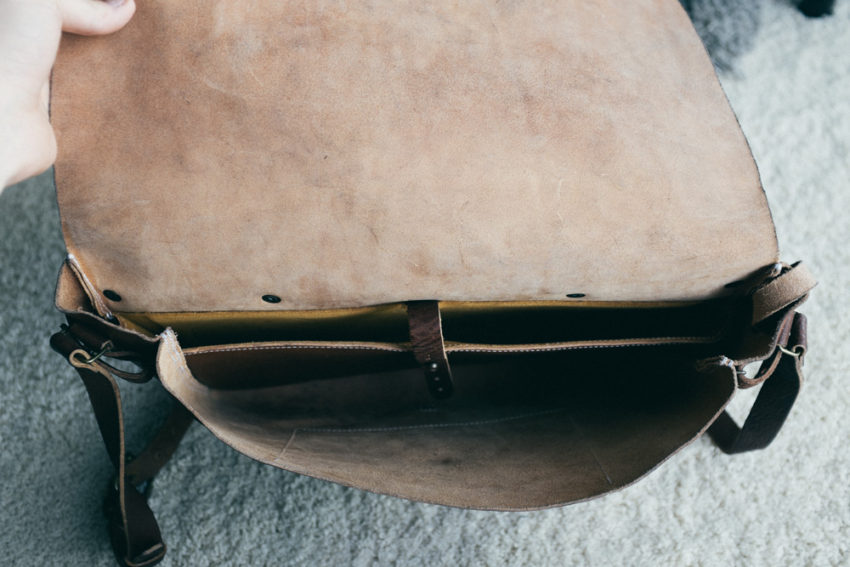 The Whipping Post Messenger Bag
