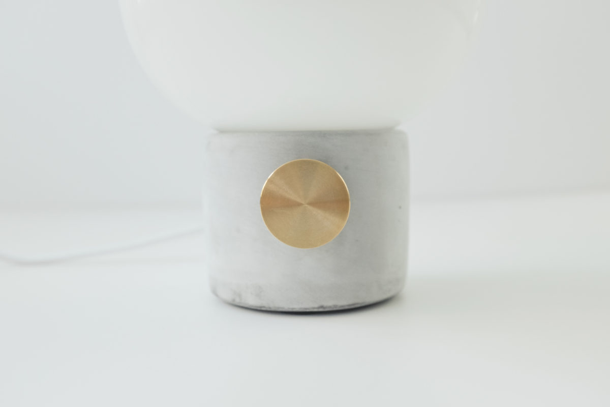 Menu Concrete Lamp-8